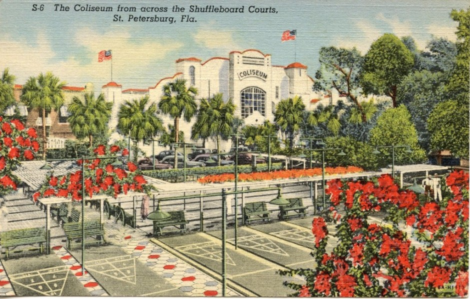Shuffleboard and Coliseum