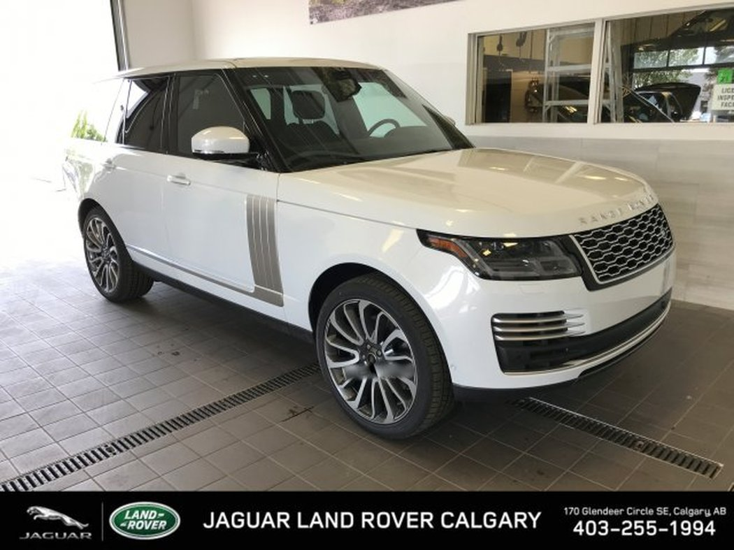 Landrover Range 2018 Land Rover Range Rover For Sale In Calgary