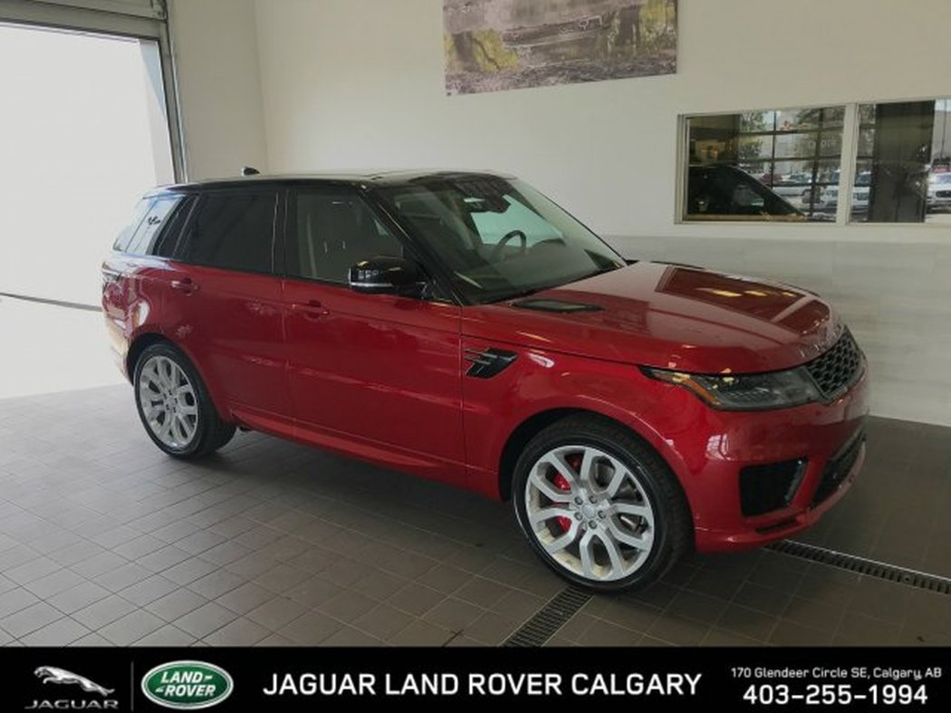 Landrover Range 2018 Land Rover Range Rover Sport For Sale In Calgary