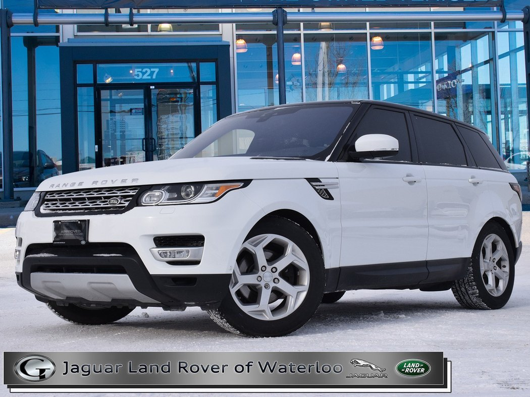 Landrover Range 2017 Land Rover Range Rover Sport For Sale In Waterloo