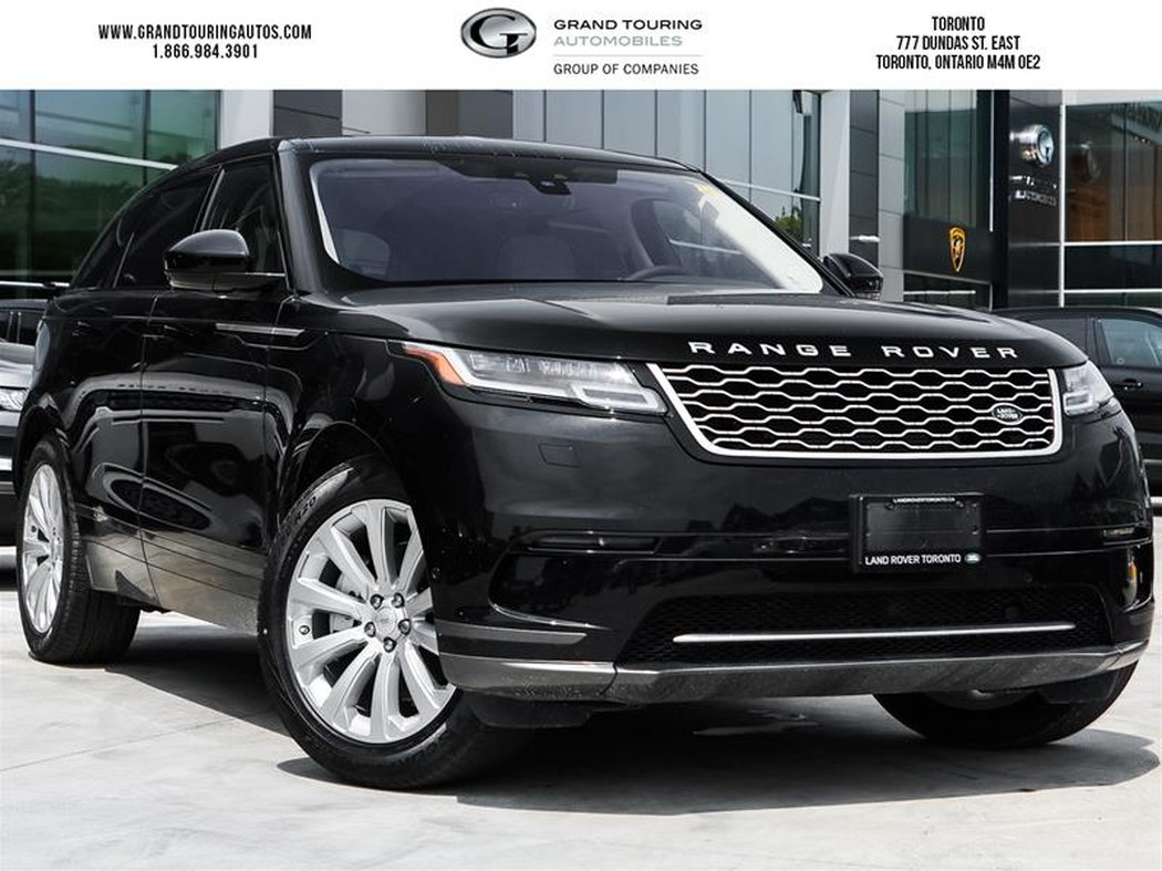 Landrover Range 2018 Land Rover Range Rover Velar For Sale In Toronto