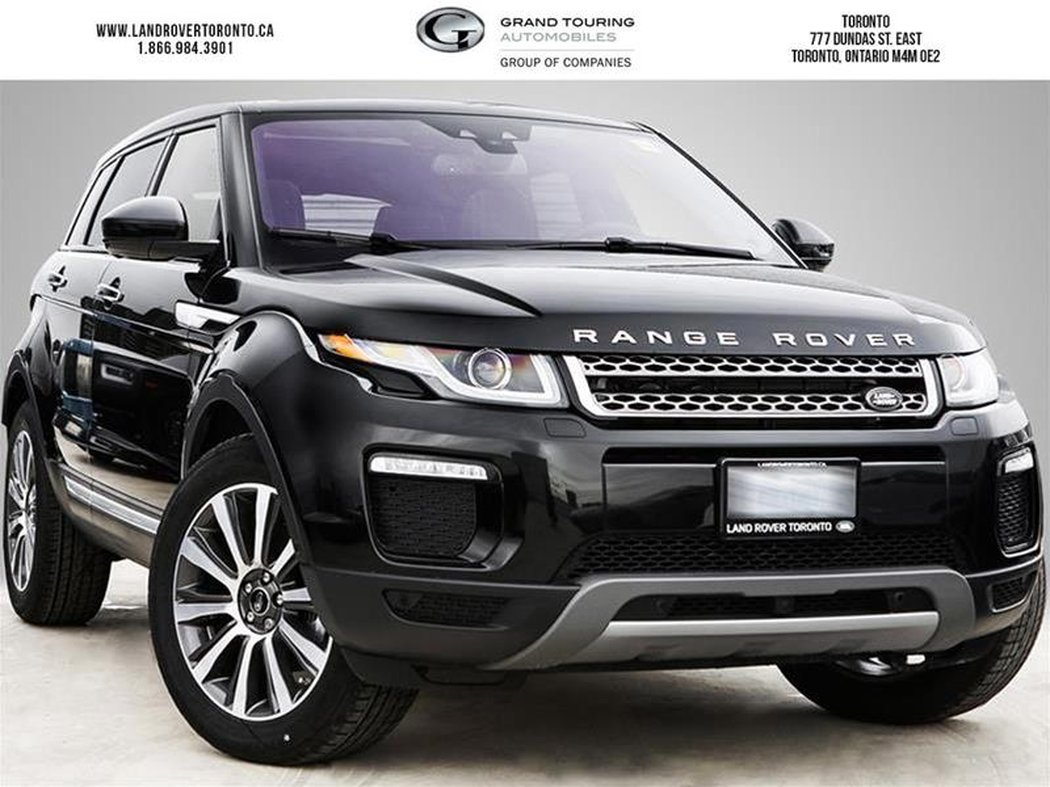Landrover Range 2019 Land Rover Range Rover Evoque For Sale In Toronto