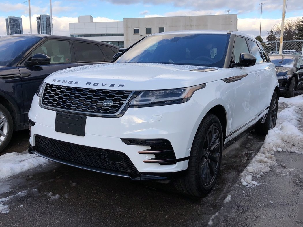 Landrover Range 2019 Land Rover Range Rover Velar For Sale In Woodbridge