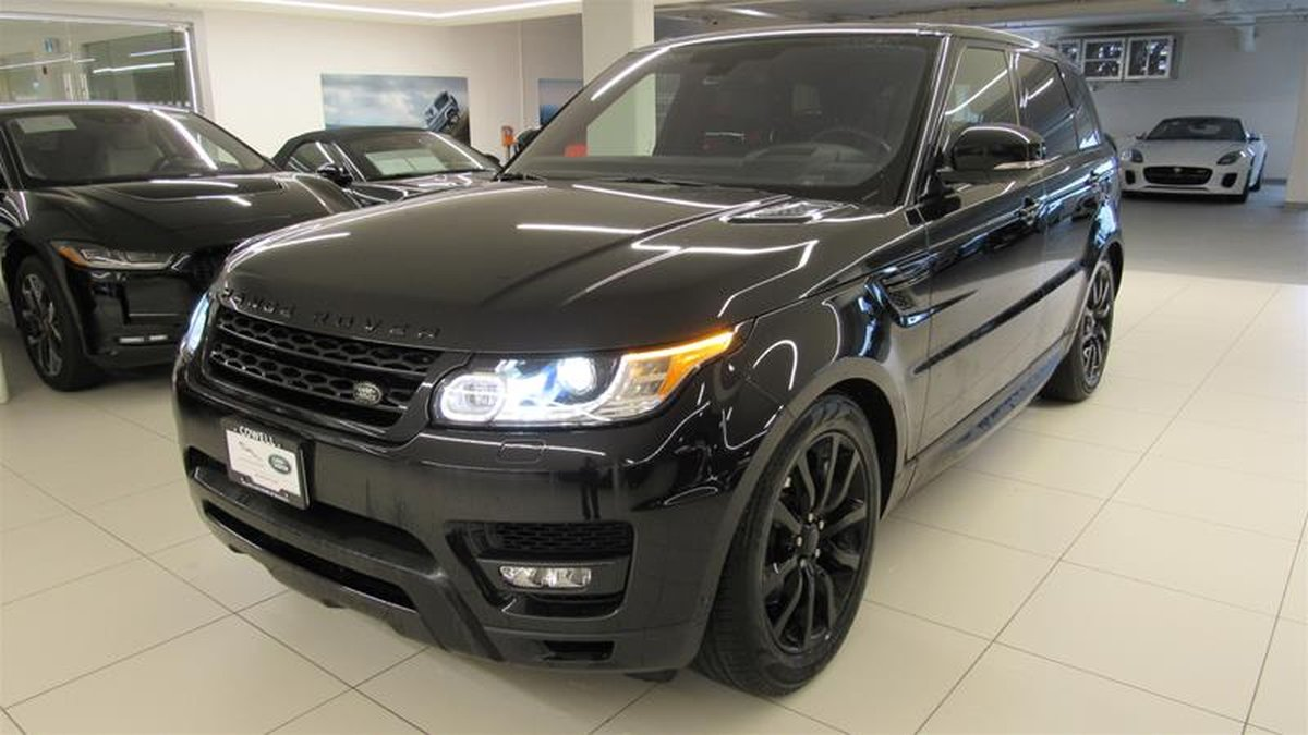 Landrover Range 2016 Land Rover Range Rover Sport For Sale In Richmond