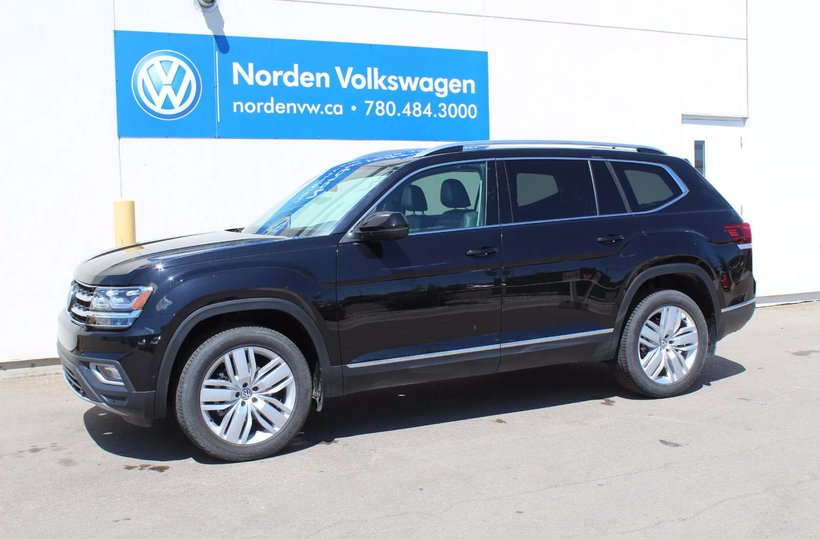 New 2018 Volkswagen Atlas 36 Fsi Execline 18at6186