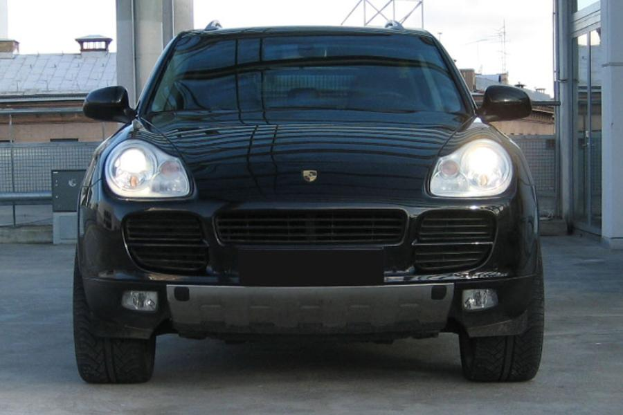 Porsche Cayenne 955 32 2005 For Show By Sportautoee