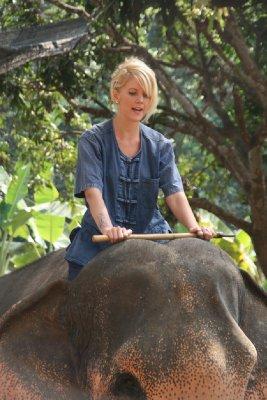Wallpaper Lost Girl Woody Elephant Training Carla Tracy