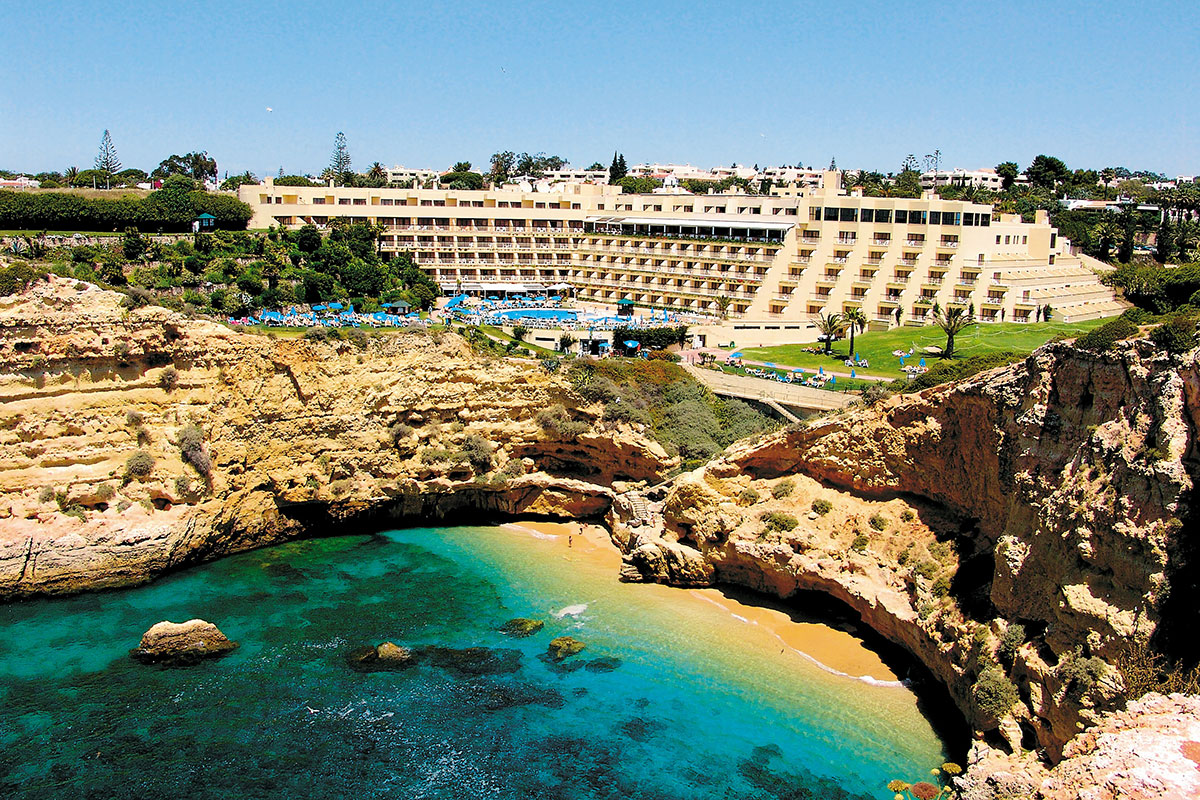 Tivoli Hotels In The Algarve Autotour Bol D 39air En Algarve Informations Utiles Tui