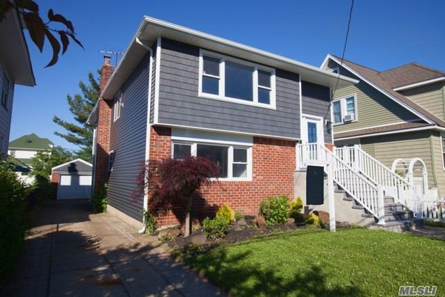 Garage For Sale Long Island Fully Renovated Colonial New Roof Siding And Garage 6 Br For
