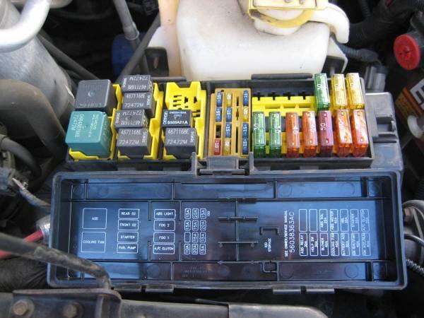 2000 XJ w/ no stock fog lights - can i add them? - JeepForum