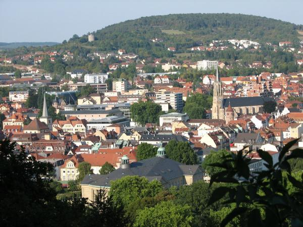 Bad Kissingen (Spa) center - Bad Kissingen - bad kissingen