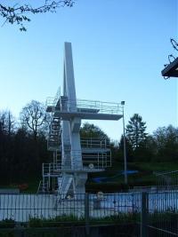 Sprungturm Freibad Sindelfingen - Sindelfingen