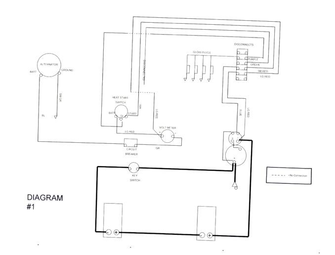 24v alternator wiring diagram