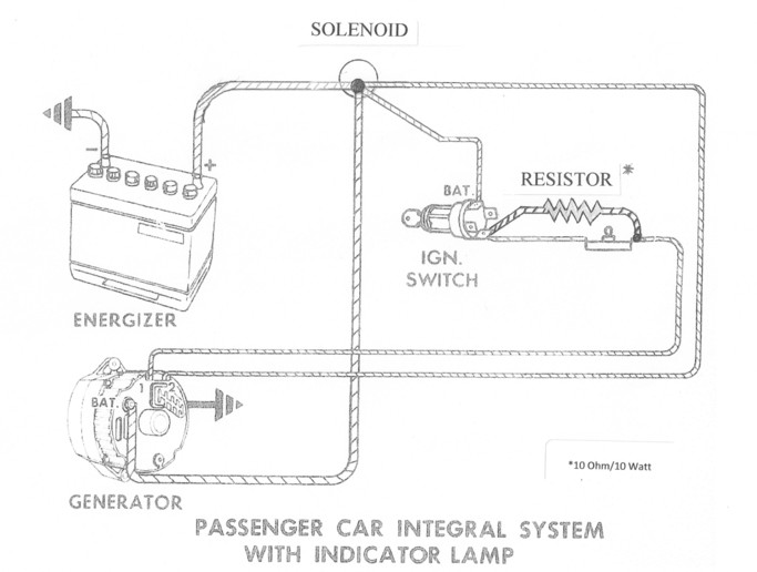 1 wire alternator conversion 770 a - Yesterday\u0027s Tractors