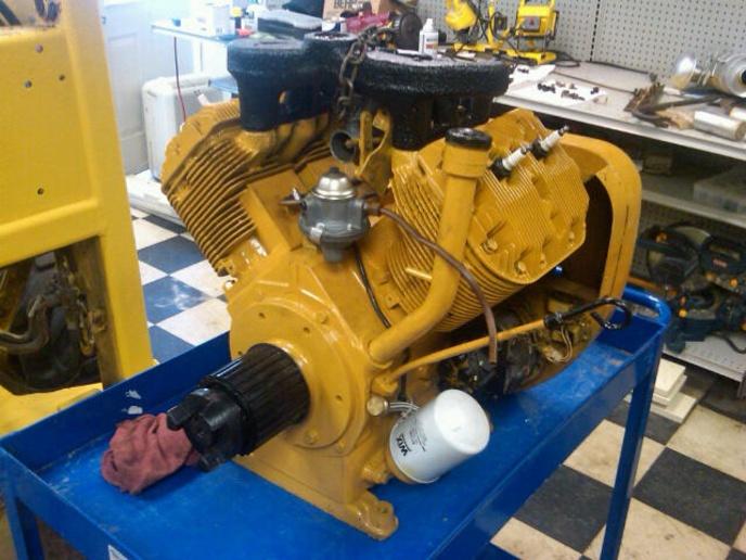 Similiar Wisconsin VH4D Engine Parts Keywords