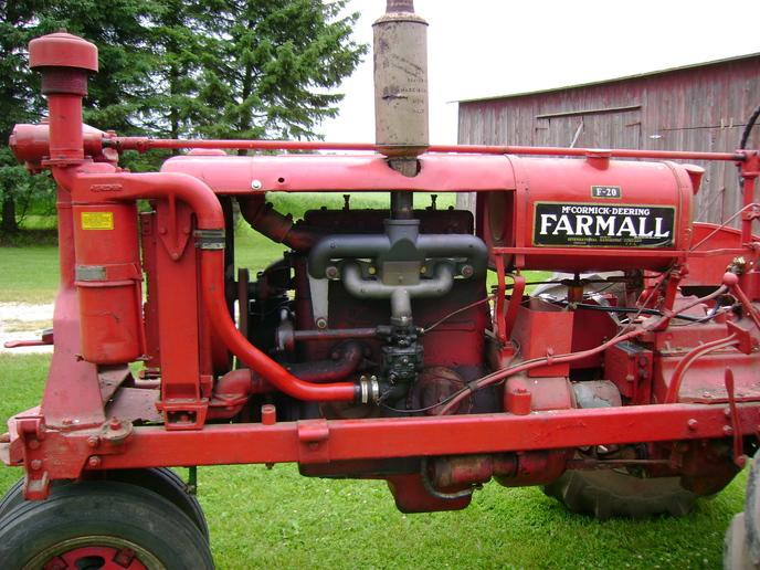 Farmall F 20 Carburetor Diagram - Wiring Diagram Blog