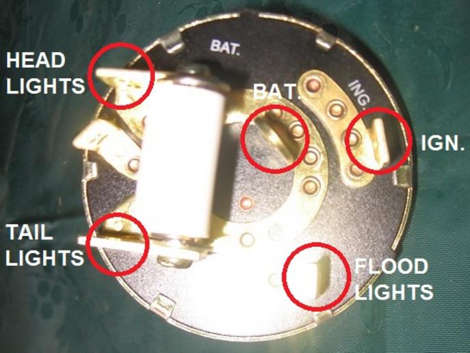 John Deere 40 wiring for 12 volt s - Yesterday\u0027s Tractors