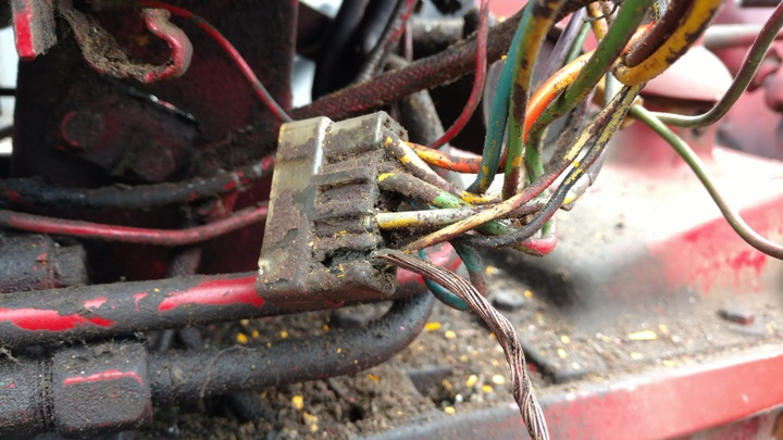 International 444 wiring help, whe - Yesterday\u0027s Tractors