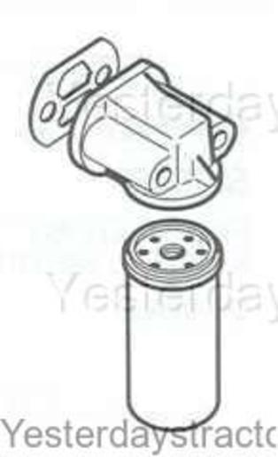 spin on fuel filter kit for gasoline