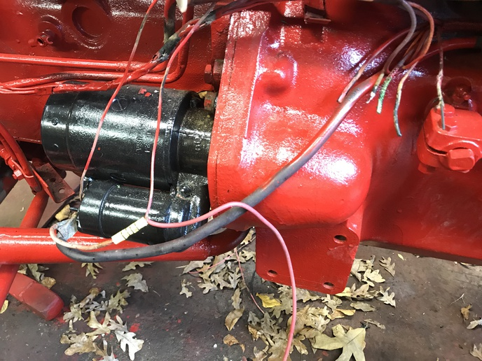 Need Wiring Diagram/Help on 424-Gas - Yesterday\u0027s Tractors