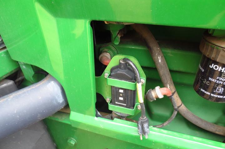 Block heater - Yesterday\u0027s Tractors