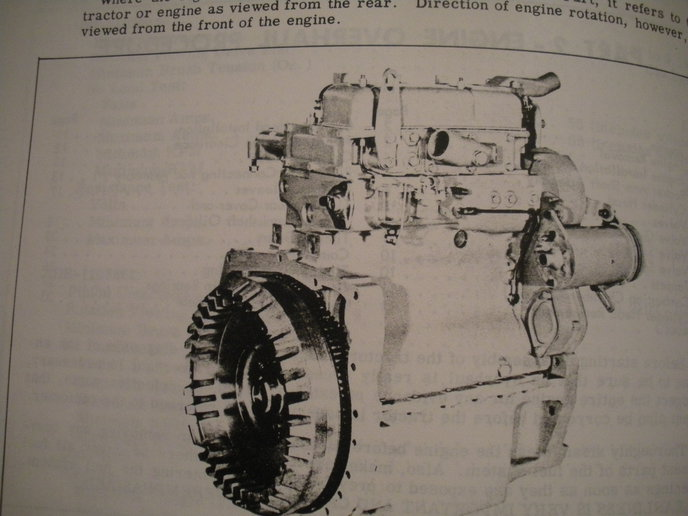 Ford 1100 Tractor Wiring Diagram Mf35 Oil Leak Yesterday S Tractors 160974