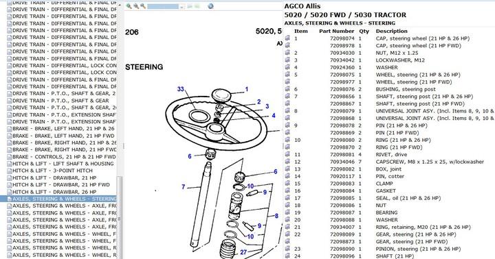 basic engine wiring diagram allis chalmers c