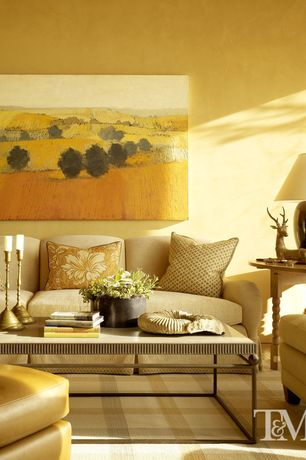 Yellow Living Room Design Ideas \ Pictures Zillow Digs Zillow - yellow living room walls