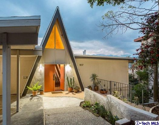 Los Angeles A Frame Mid Century Modern Pinterest A frame - room rental contract
