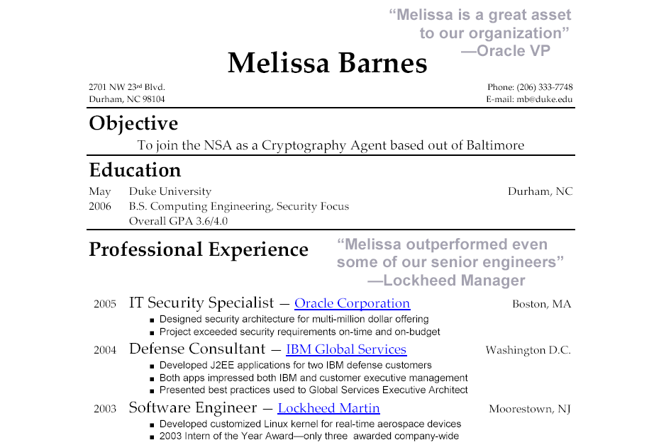 Resume Tips 2015 Forbes Help Writing Boeing Resume