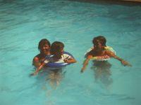 Wie fing ich mit dem Schwimmen an? | www.DEAFSWIMWORLD.com