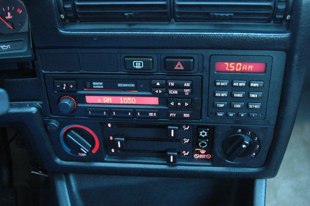 E30 Wiring Diagram Cassette Wiring Diagram