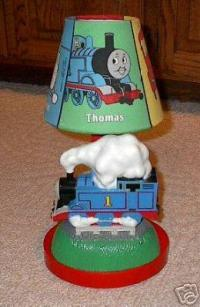 The Thomas Train Depot: Thomas the Tank Engine Lamp