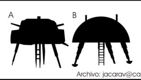 Santos2 - OVNI y rayos paralizantes: El famoso caso de Juan Gonzales Santos
