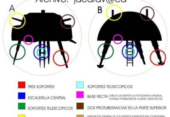dibujo2 - OVNI y rayos paralizantes: El famoso caso de Juan Gonzales Santos