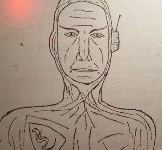 piloto - OVNI y rayos paralizantes: El famoso caso de Juan Gonzales Santos