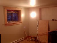 Basement Window Casing Images