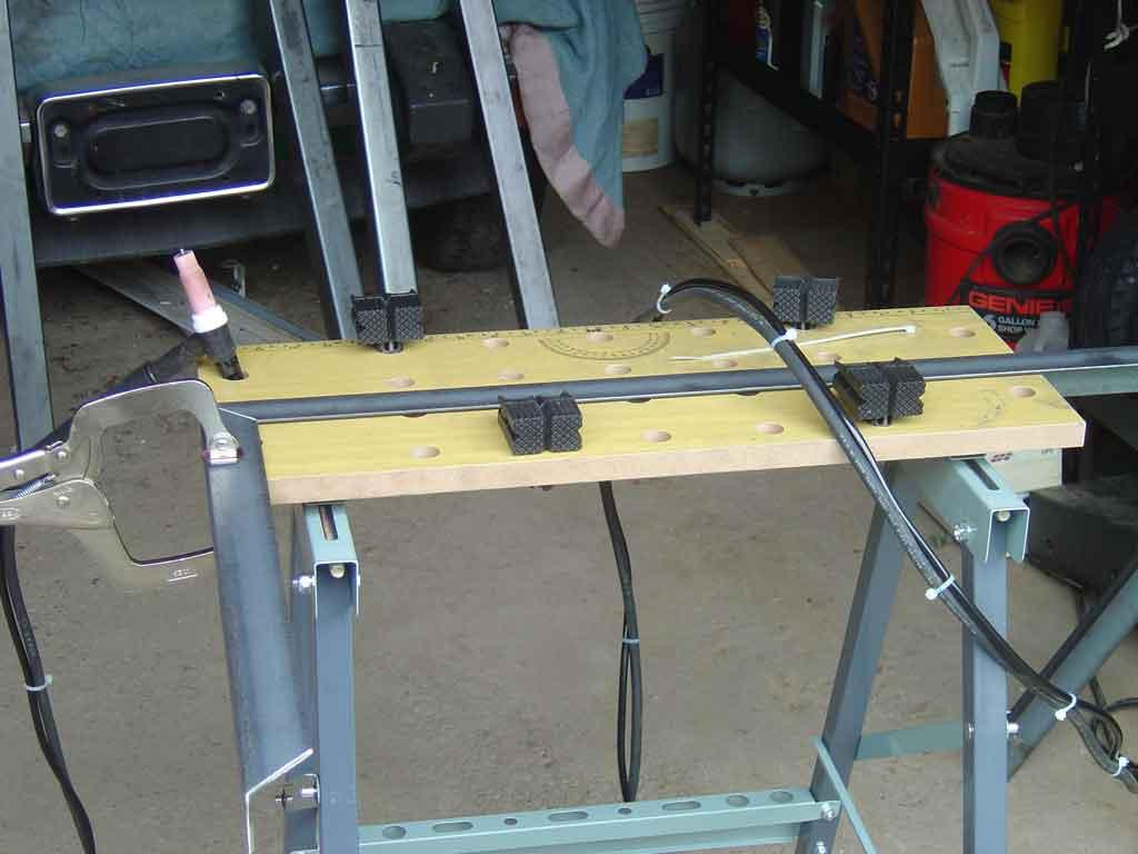 Shop Stuff First Project A Welding Table