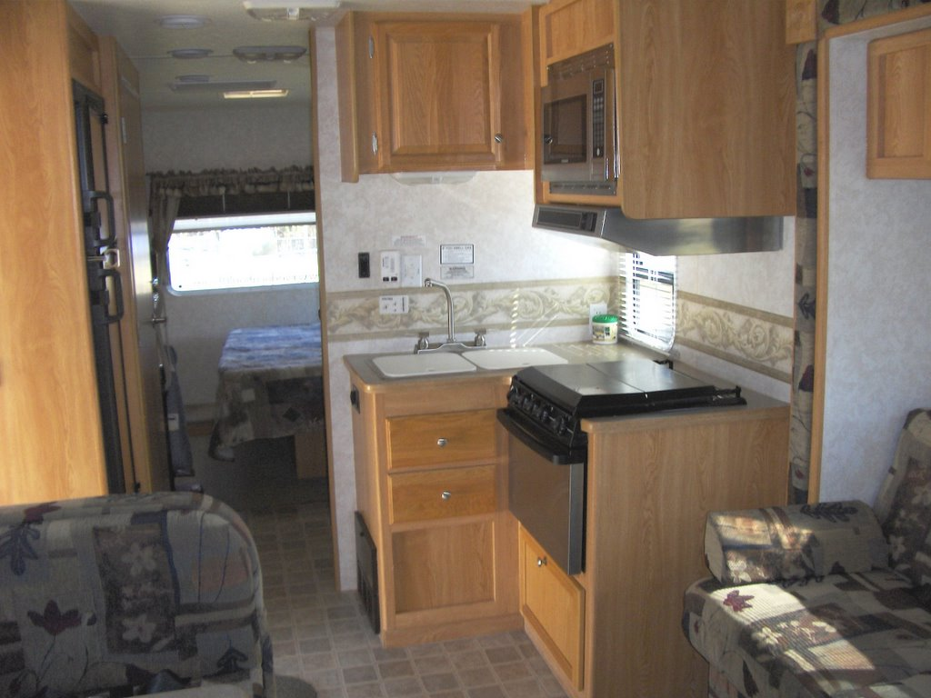Kitchen And Bath Design Education Rv Education 101 For Sale 2003 Trail Lite 28qs Class C