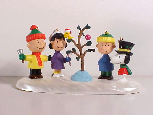 hallmark charlie brown christmas ornaments - Rainforest Islands Ferry - charlie brown christmas decorations