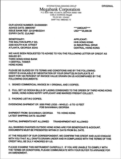 Letter Of Credit Wikipedia Comercio Exterior