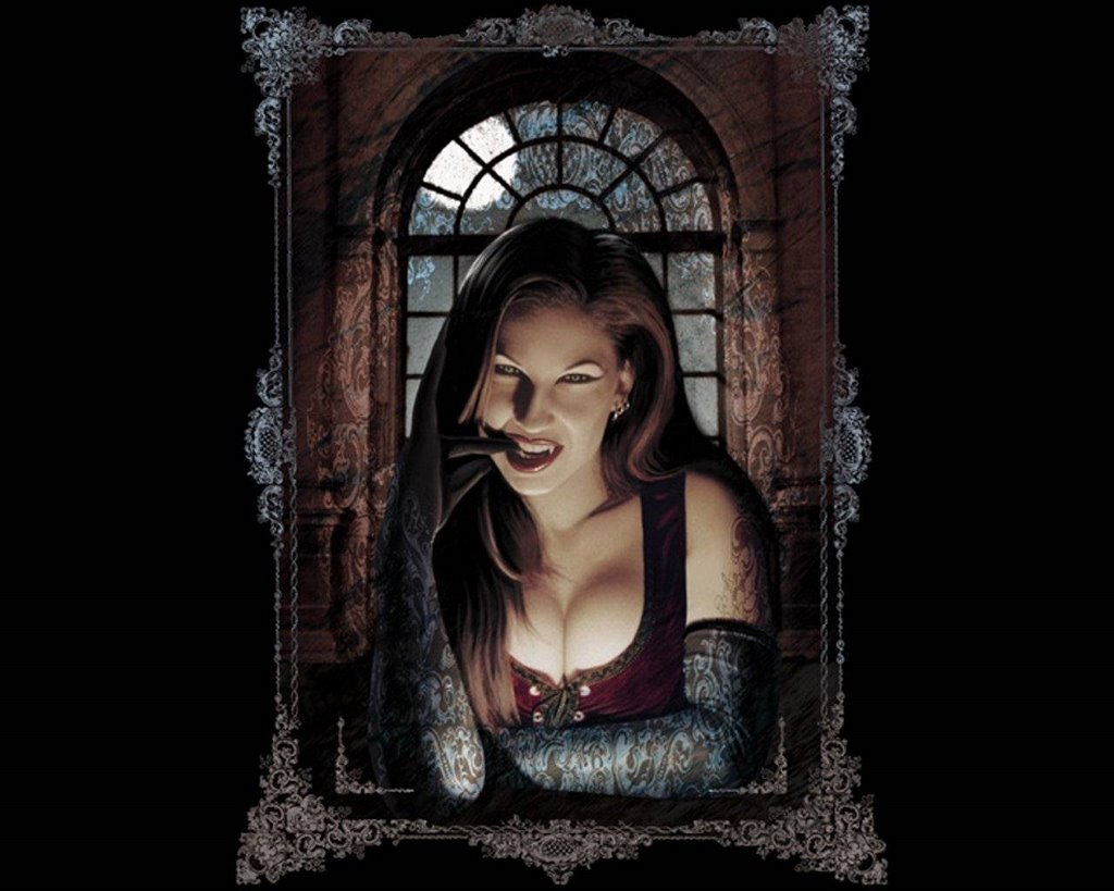 Porphyria-the Vampire Disease Quotnext Target Entropy Quot Halloween Special