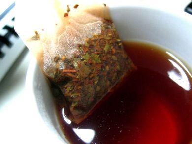 Brewed Tazo Tea