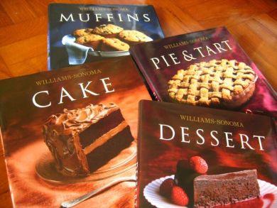 Williams-Sonoma Cookbooks