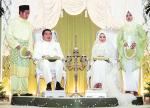 Norjuma Kahwin Sultan Brunei
