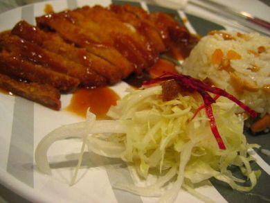 Kimchi Donkatsu