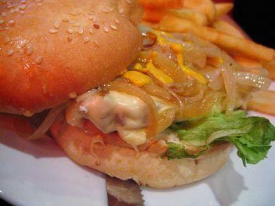Alcatraz Burger