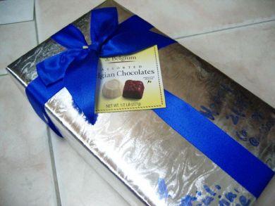 Assorted Belgium Chocolate