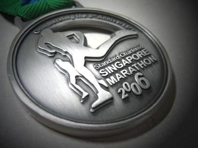 Singapore Marathon 2006
