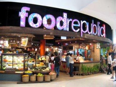 Food Republic at Vivocity